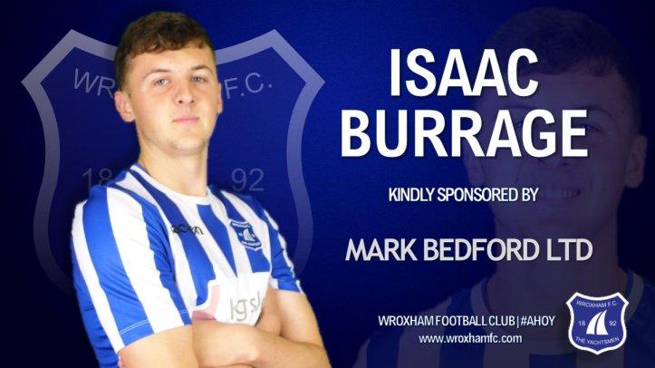 Isaac Burrage